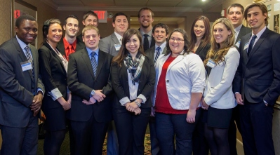 Sales Certificate Candidates competing in the Ohio Sales Cup made up two team; the Sales Cats and Wild Cats.