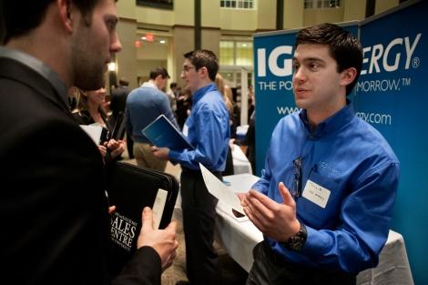 IGS Career Fair Convo