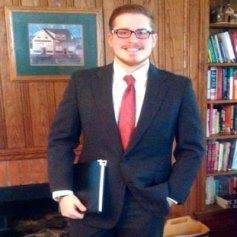 VP of Candidate Advencement, David Baxter